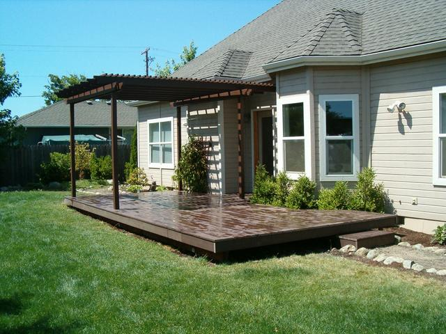 design project paver a porch build projects deck patio step to compactor and how