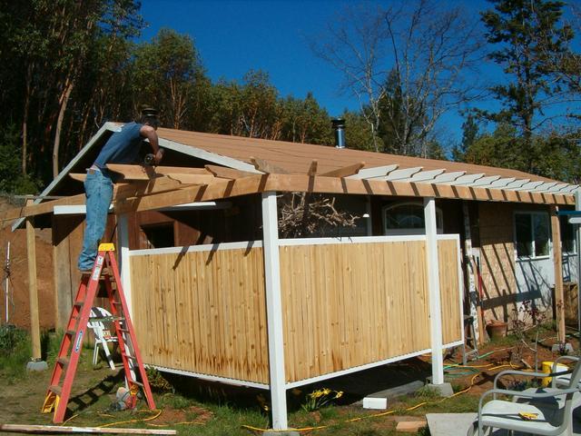 We Build Patios Decks Pergolas And Shade Structures